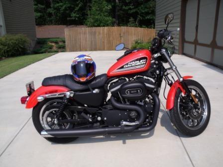 2007 Harley-Davidson® XL883R Sportster® 883R