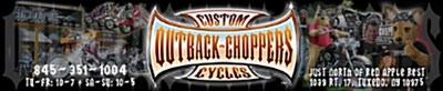 Outback Choppers Custom Cycles
