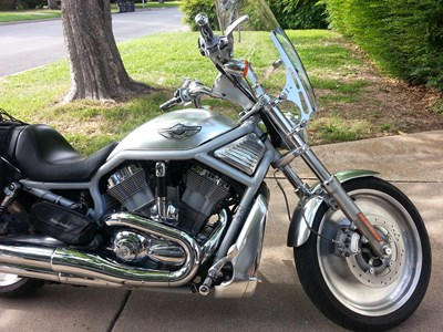 Used 2003 Harley-Davidson® V-Rod® Custom