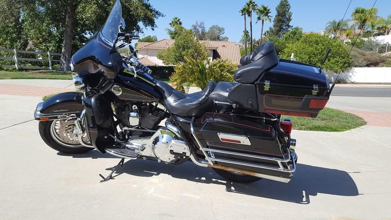 Harley Davidson Flhtcui Ultra Classic