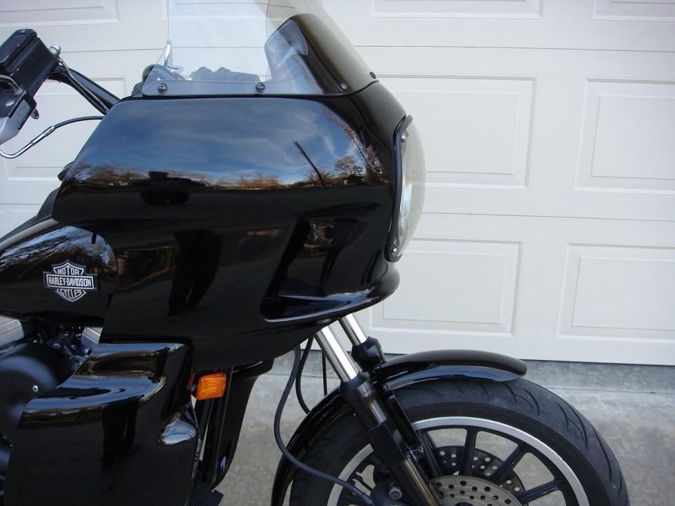 1985 Harley Davidson 174 Fxrt Sport Glide 174 Black Bella