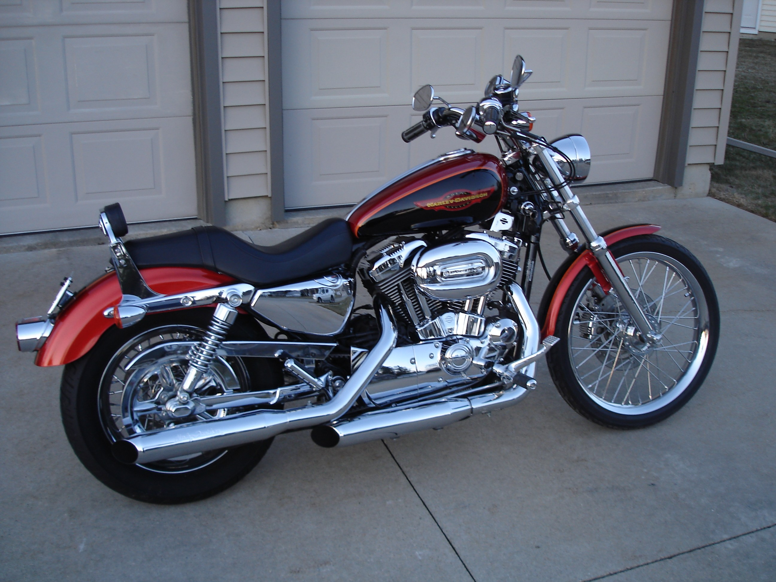 Harley Davidson Sportster C For Sale