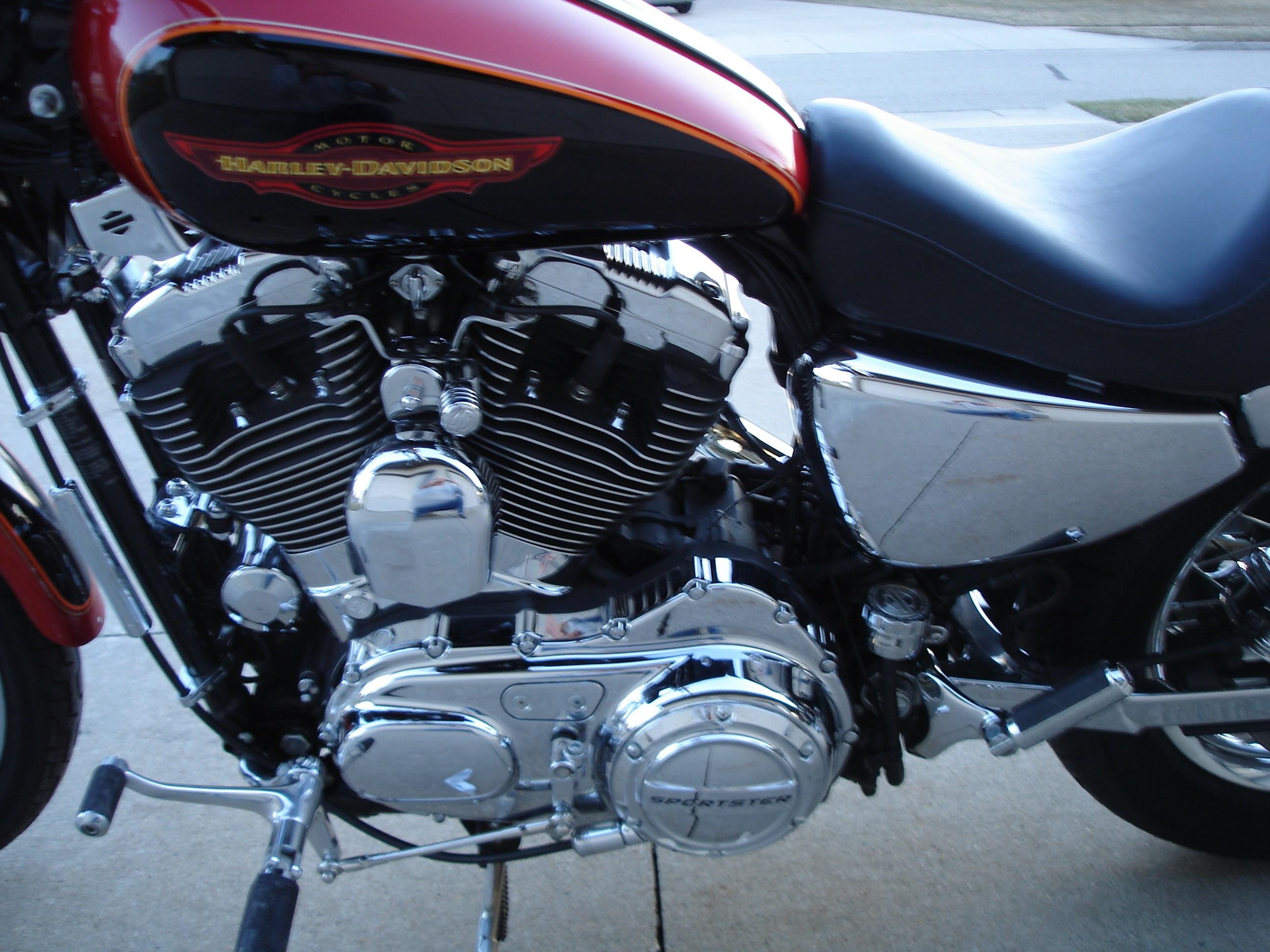 Motorcycle Dealers In Ma >> 2005 Harley-Davidson® XL1200C Sportster® 1200 Custom ...