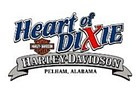 Heart of Dixie Harley-Davidson's Logo