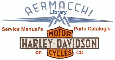 harley davidson ss sx 175 250 1975 repair service manual