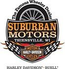 Suburban Motors Harley-Davidson's Logo