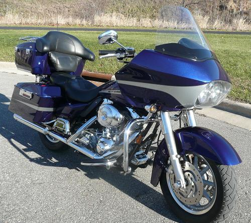 2006 Harley-Davidson® FLTR/I Road Glide® (Cobalt Blue ...