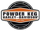 Powder Keg Harley-Davidson's Logo