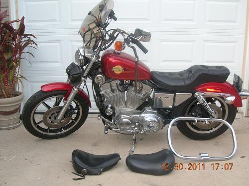1994 Harley-Davidson® XL883H Sportster® 883 Hugger ...