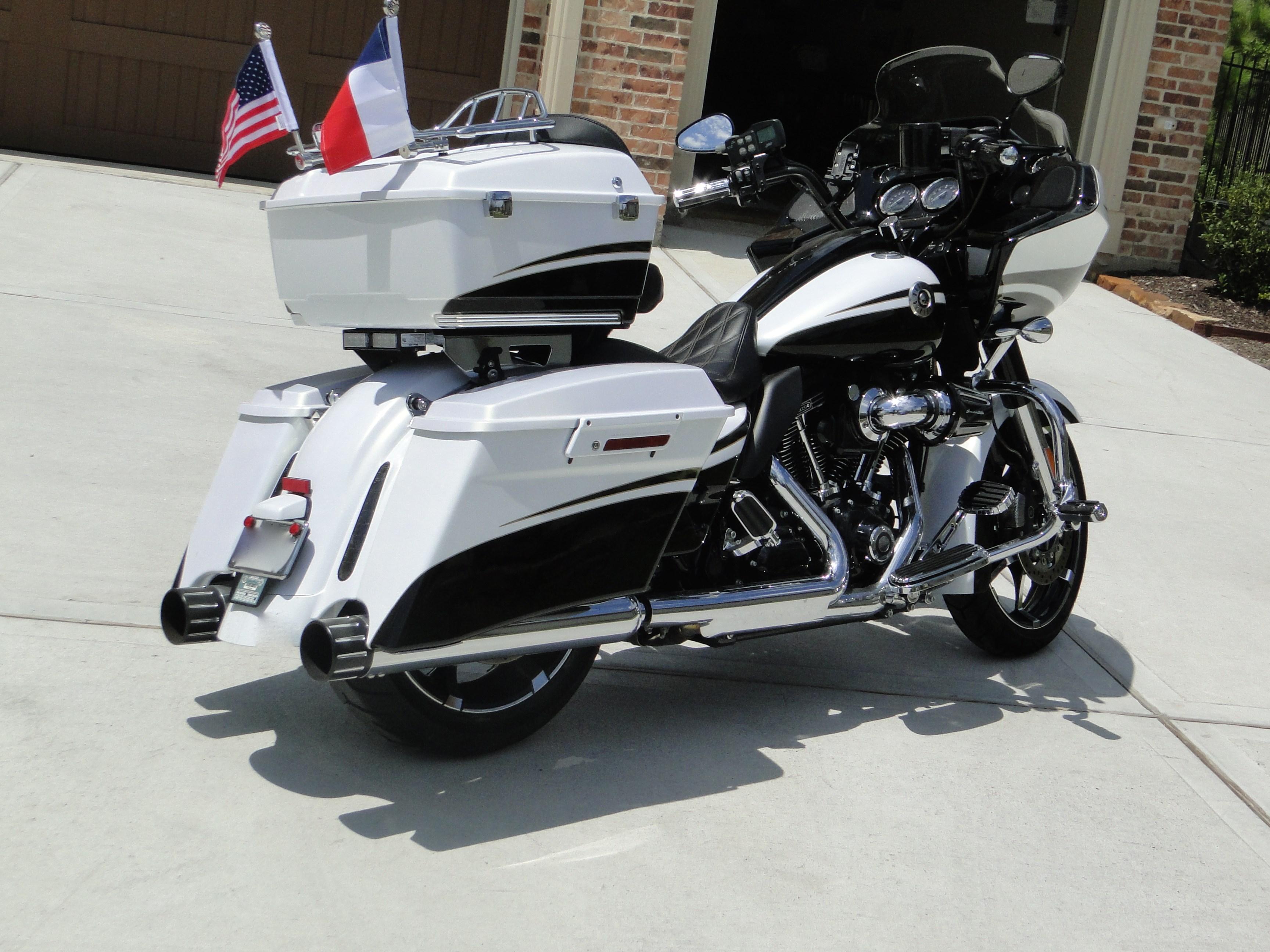 2012 Harley Davidson 174 Fltrxse Cvo Road Glide 174 Custom