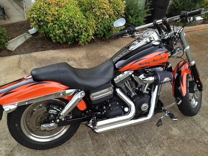 Harley Davidson Chico Ca >> 2008 Harley-Davidson® FXDF Dyna® Fat Bob (Classic Orange ...