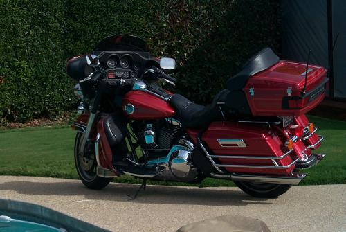 Allstate Motorcycle Insurance >> 1999 Harley-Davidson® FLHTCUI Ultra Classic® Electra Glide® (Candy Apple Red), Gilroy ...