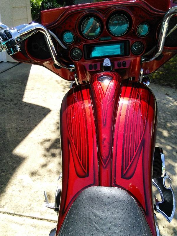 2011 Harley-Davidson® FLHX Street Glide® (House Of Kolor ...