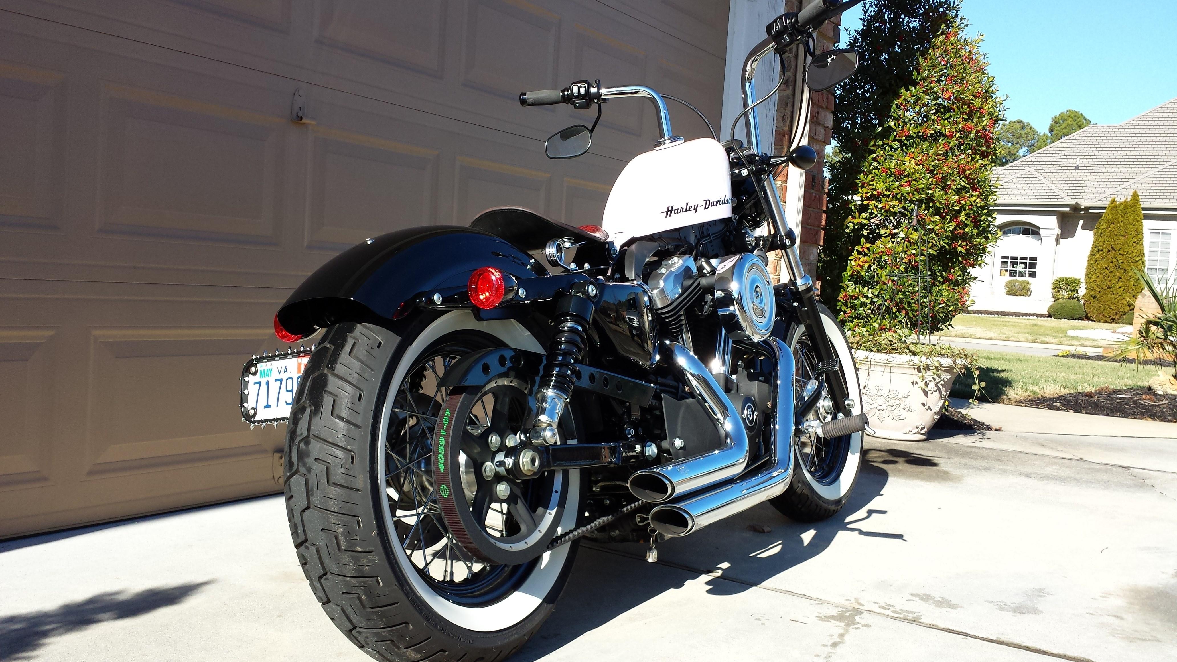 2012 Harley-Davidson® XL1200X Sportster® Forty-Eight ...