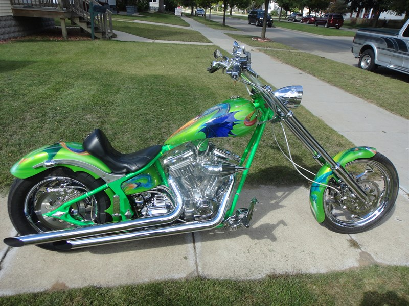 Photo of a 2002 Special Construction  Chopper