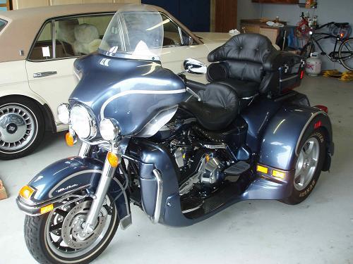 Used Cars Wilmington Nc >> 2003 Harley-Davidson® FLHTCU/I Ultra Classic® Electra Glide® (Gunmetal Blue Annaversary ...
