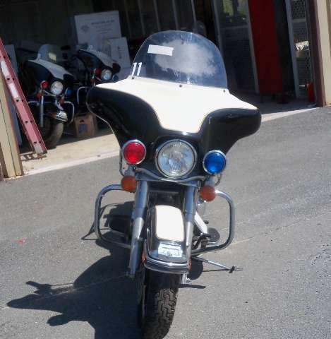 Photo of a 1996 Harley-Davidson® FLHTP Electra Glide® Police