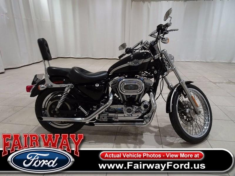 Photo of a 2003 Harley-Davidson® XL1200C-ANV Sportster® 1200 Custom Anniversary