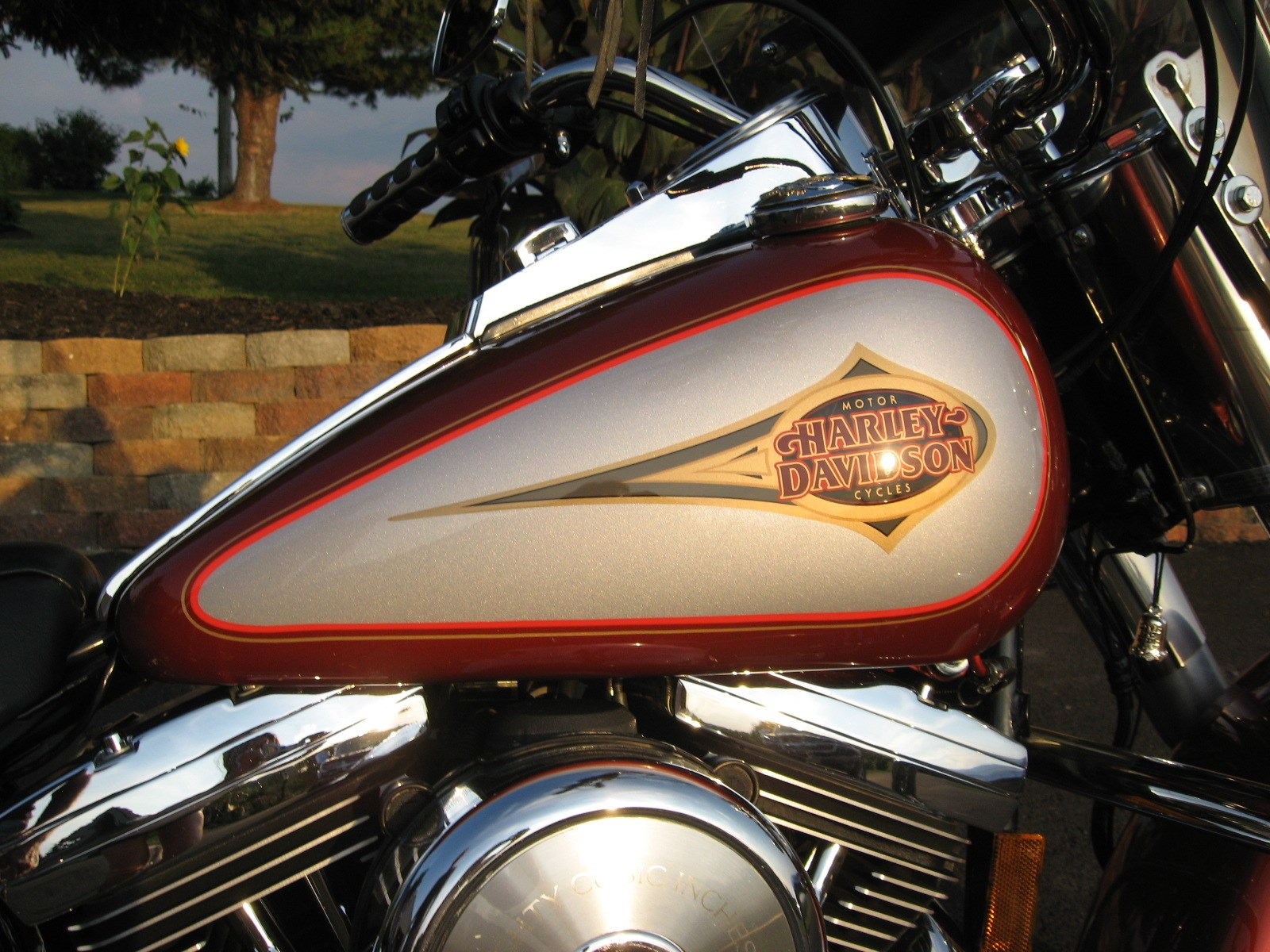 1999 Harley Davidson 174 Flstc Heritage Softail 174 Classic
