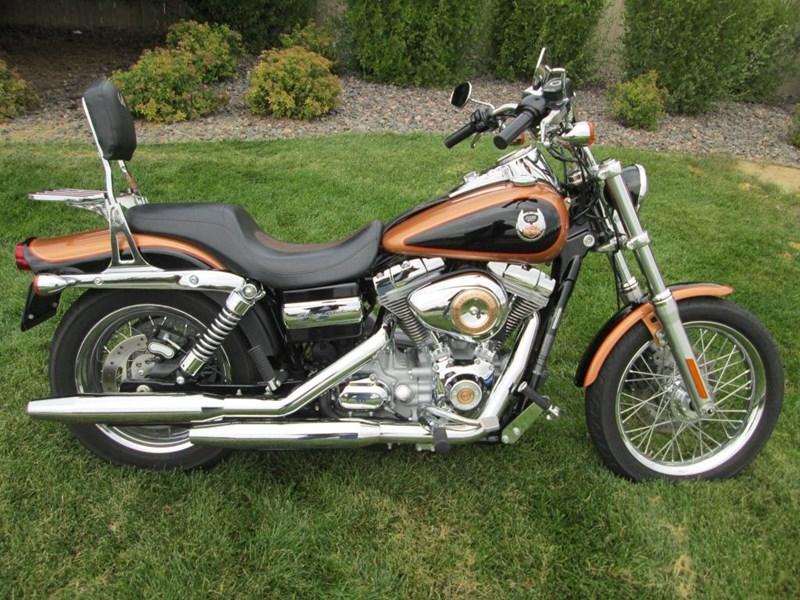 Used 2008 Harley Davidson Fxdc Dyna Super Glide Custom For: 2008 Harley-Davidson® FXDC-ANV Dyna® Super Glide® Custom