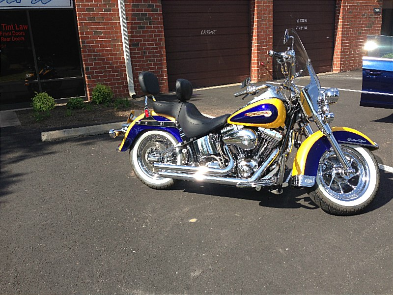 Harley Davidson Heritage Softail Colors