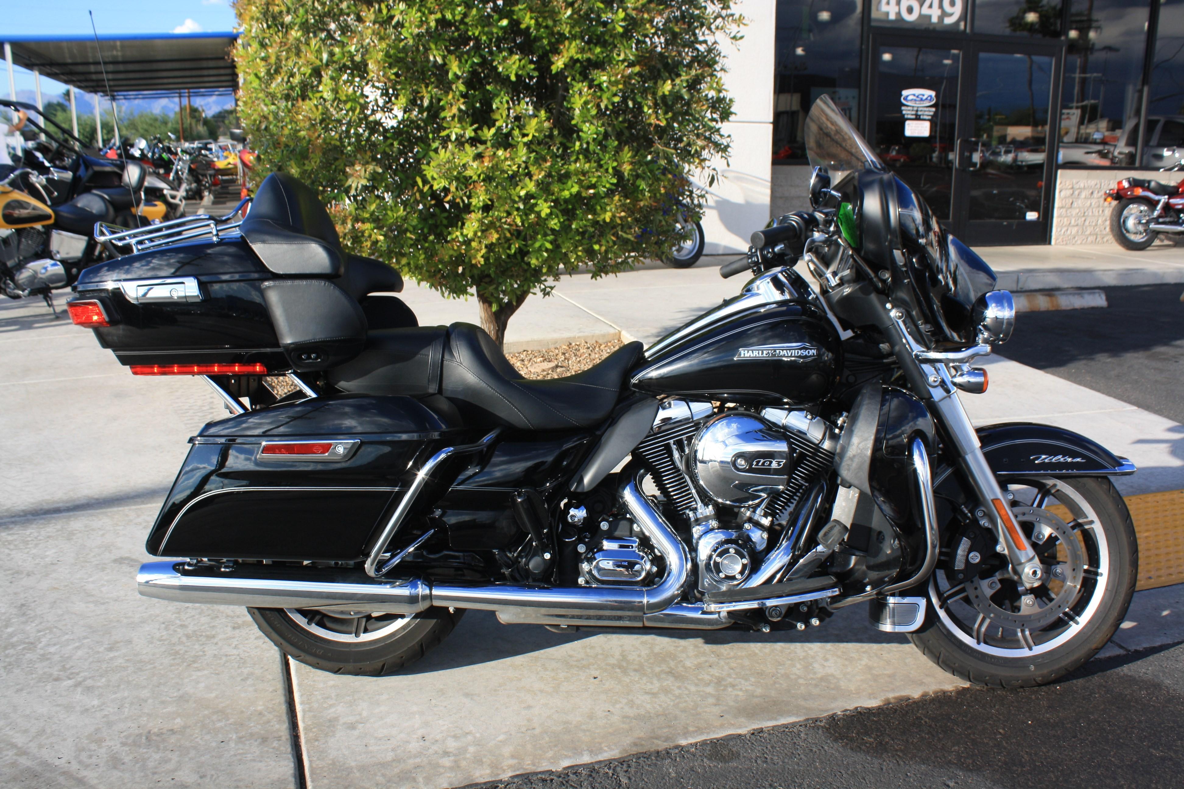 2014 To 2016 New Amp Used Harley DavidsonR Touring Electra