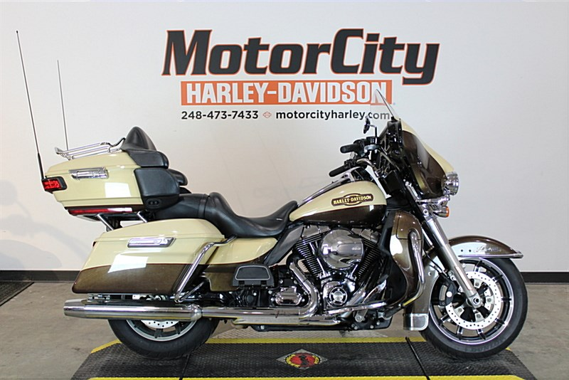 Photo of a 2014 Harley-Davidson® FLHTK Electra Glide® Ultra® Limited