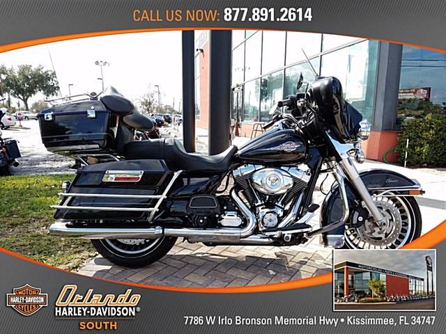 Photo of a 2012 Harley-Davidson® FLHTCU Ultra Classic® Electra Glide®