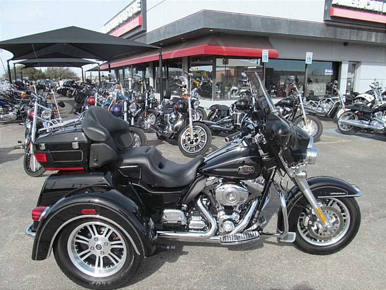 2012 Harley Davidson Flhtcutg Tri Glide Ultra Classic Review: 2012 Harley-Davidson® FLHTCUTG Tri Glide® Ultra Classic