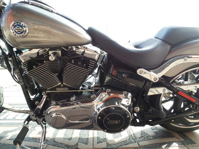Motorcycle Dealer Orlando Fl >> 2016 Harley-Davidson® FXSB Softail® Breakout™ (GRAY), Orlando, Florida (685595) | ChopperExchange
