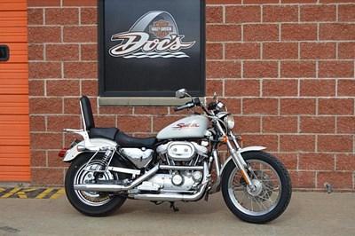 Used 2000 Harley-Davidson® Sportster® 883 Hugger®