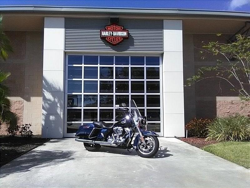 Photo of a 2014 Harley-Davidson® FLHR Road King®