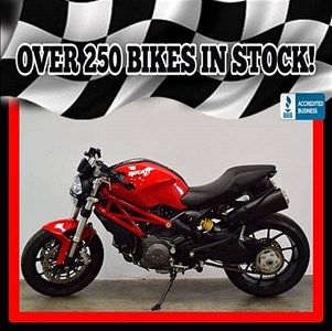 Used 2012 Ducati Monster 1100 EVO ABS