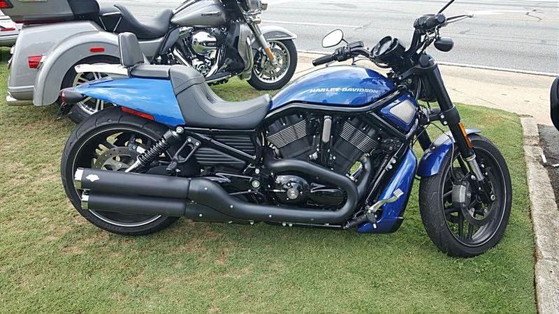 Widow Slip Ons For 2012 Harley Davidson Night Rod Special: 2015 Harley-Davidson® VRSCDX V-Rod® Night Rod® Special