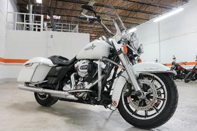 Used 2015 Harley-Davidson® Road King® Police