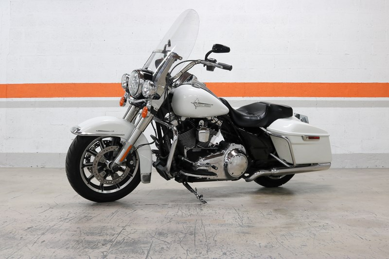 Photo of a 2015 Harley-Davidson® FLHP Road King® Police