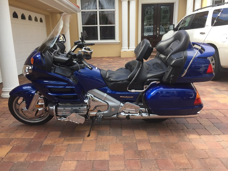 Photo of a 2001 Honda® GL1800 Gold Wing