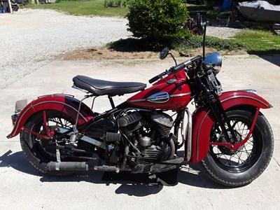 Used 1942 Harley-Davidson® Specialty Model