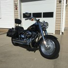 Used 2005 Harley-Davidson® Fat Boy® 15th Anniversary Edition