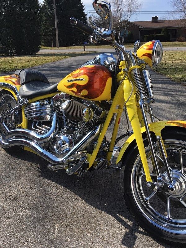Photo of a 2009 Harley-Davidson® FXSTSSE3 CVO™ Softail® Springer®