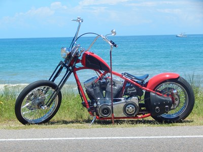 Used 2006 Special Construction Bobber