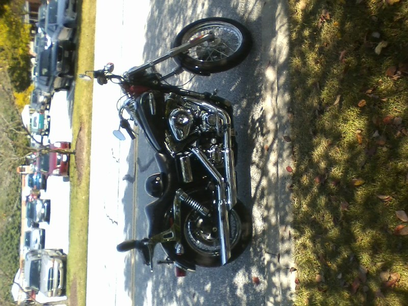 Photo of a 2010 Harley-Davidson® FXDC Dyna® Super Glide® Custom