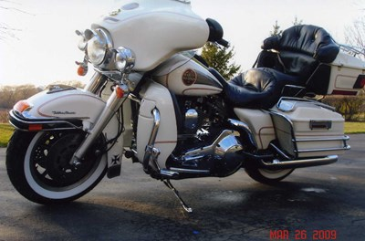 Used 1997 Harley-Davidson® Ultra Classic® Electra Glide® Firefighter/Peace Officer