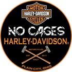 No Cages Harley-Davidson's Logo