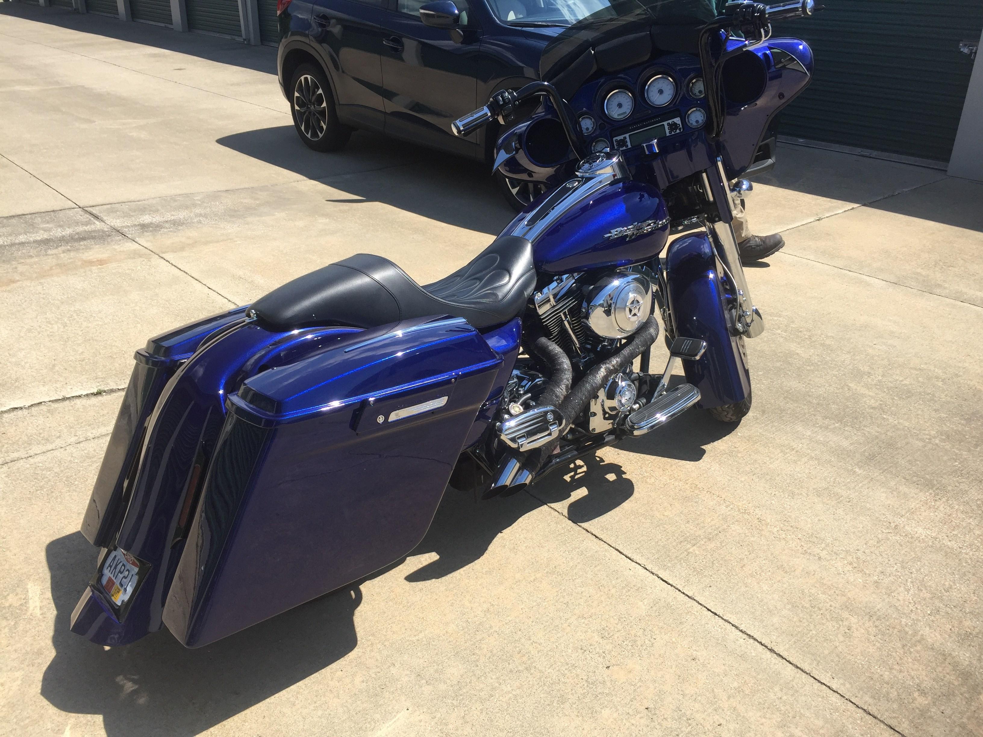Harley Davidson Chico Ca >> 2006 Harley-Davidson® FLHX/I Street Glide® (Deep Cobalt Blue Pearl), Streetsboro, Ohio (730978 ...