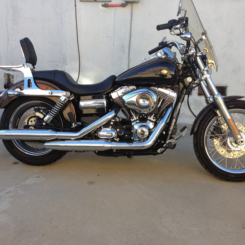 Photo of a 2013 Harley-Davidson® FXDC-ANV Dyna® Super Glide® Custom 110th Anniversary