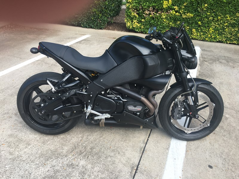 Photo of a 2009 Buell® XB12Scg Lightning®
