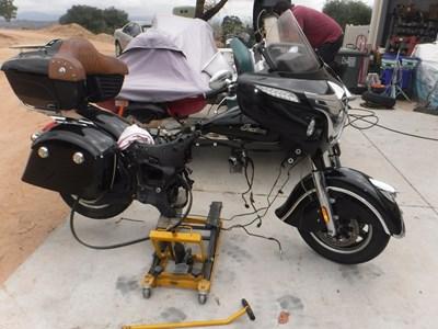 Used 2015 Indian® Roadmaster™