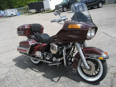 Used 1983 Harley-Davidson® Tour Glide Classic®