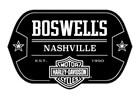 Boswell's Harley-Davidson's Logo
